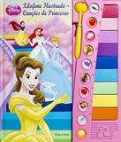 Xilofone Ilustrado - Cancoes De Princesa - Dcl