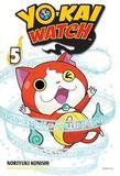 Yo-Kai Watch - Nº05 - Panini revistas