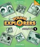 Young Explorers 1 - Activity Book With Online Practice Pack - Oxford