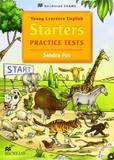 Young learners english starter practice tests sb with audio cd - Macmillan
