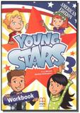 Young stars 3 - workbook with audio cd - american edition - Mm
