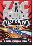 Zac power test drive - a queda de energia de zac vol 09 - Fundamento