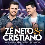 Zé Neto  Cristiano - Ao Vivo em São José do Rio Preto - CD - Som livre