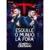 Zé Neto  Cristiano - Esquece o Mundo Lá Fora - KIT (CD+DVD) - Som livre