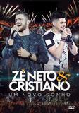Zé Neto e Cristiano - Um Novo Sonho - DVD - Som livre