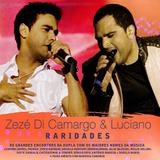 Zezé Di Camargo  Luciano Raridades - CD - Som livre