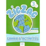 Zig Zag 3 - A2.1 - Cahier DActivités - Cle