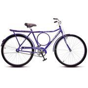 Bicicleta Colli Bike Barra Sport Fv Aro 26 Rígida 1 Marcha - Vermelho