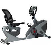 Bicicleta Ergométrica Oneal Tp320 Horizontal Magnética Com Display Eletrônico