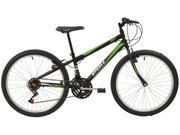 Bicicleta Polimet 7132 Aro 24 18 Marchas - Freio V-Brake