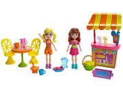 Boneca Polly Pocket - O Melhor Dia de Todos - 2 Amigas - Limonada Divertida - Mattel