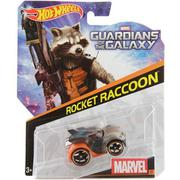 Carrinho Hot Wheels Marvel Rocket Raccoon 1:64 Cbd31/0511 Mattel