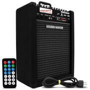Caixa Acústica Sound Maker Amplificada 30 W Rms Mp30x