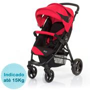 Carrinho de Bebe Abc Design Avito Vermelho 51075502