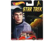 Carrinho Hot Wheels Star Trek Deco Delivery Dlb45 Mattel