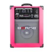 Caixa Acústica Borne Multiuso - Hollywood 40 W Rms V160