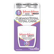 3d9e67469 Fio Dental Johnson Johnson Reach Cuidado Total Care 40 Metros ...