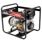 Gerador de Energia Diesel 2200w Toyama Monofásico Bivolt - Td2500cs