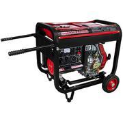 Gerador de Energia Diesel 6800w Nagano Monofásico Bivolt - Nd7100e