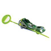 Lançador Hot Wheels Rippers Carros Verde Cbm15 Mattel