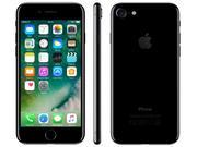 Iphone 7 Apple 256gb Preto Brilhante 4g Tela 4.7 - Retina Câm. 12mp + Selfie 7mp Ios 10