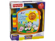 Livrinho Aprender e Brincar - Contando Animais - Laugh Learn Fisher-Price