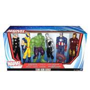 Boneco Marvel-pack de Figuras Titan Hasbro