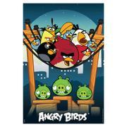 Quebra Cabeça Angry Birds 150 Peças Grow