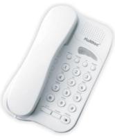 Telefone Com Fio Multitoc Studio Mute0190 Sem Id Branco