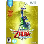 Jogo The Legend Of Zelda - Skyward Sword - Wii - Nintendo