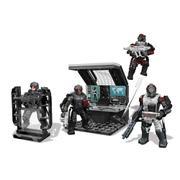 Mattel Mega Bloks Call Of Duty Patrulheiros Atlas 128 Peças