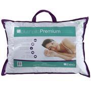 Travesseiro Copespuma Plushpillo Premium 100% Algodão 50x70cm