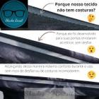 Bandana tubular face shield tubeneck Shades Brasil