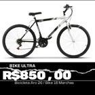 Bike Aro 26 Ultra