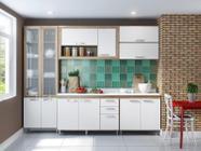 Cozinha Compacta Multimóveis Toscana com Balcão