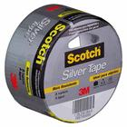 Fita Adesiva Silver Tape 3M Scotch 45x5