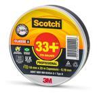 Fita Isolante 3m Scotch 33+ 19mm x 20m