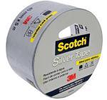 Fita Silver Tape 3M SCOTCH 45MM X 5M
