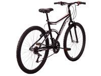 Bicicleta Aro 26 Dropp Sport Aço Freio V-brake