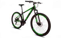 Bicicleta Xks Aro 29 Alumínio Freio A Disco 21 Marchas