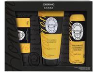 Kit Shampoo Sabonete e Desodorante Giorno Uomo
