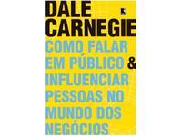 Livro Como Falar em Público e Influenciar Pessoas