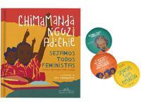 Livro Sejamos Todos Feministas