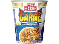 Macarrão Instantâneo Cup Noodles Carne Defumada