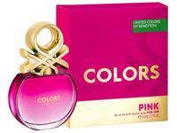 Perfume Benetton Colors Pink Feminino