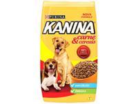 Ração para Cachorro Kanina Carne & Cereais Adulto