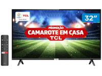 """Smart TV LED 32"""" TCL 32S6500S Android Wi-Fi"""