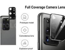 02 Películas Nano Gel Flexível P/ Lente de Câmera Samsung Galaxy S20+ Plus 6.7 - Dv Acessorios