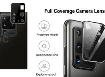 02 Películas Nano Gel Flexível P/ Lente de Câmera Samsung Galaxy S20 Ultra - Dv Acessorios