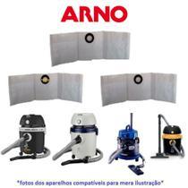 03 Sacos Para Aspirador Água E Pó Arno Águapo H2po Ar12 H3po -